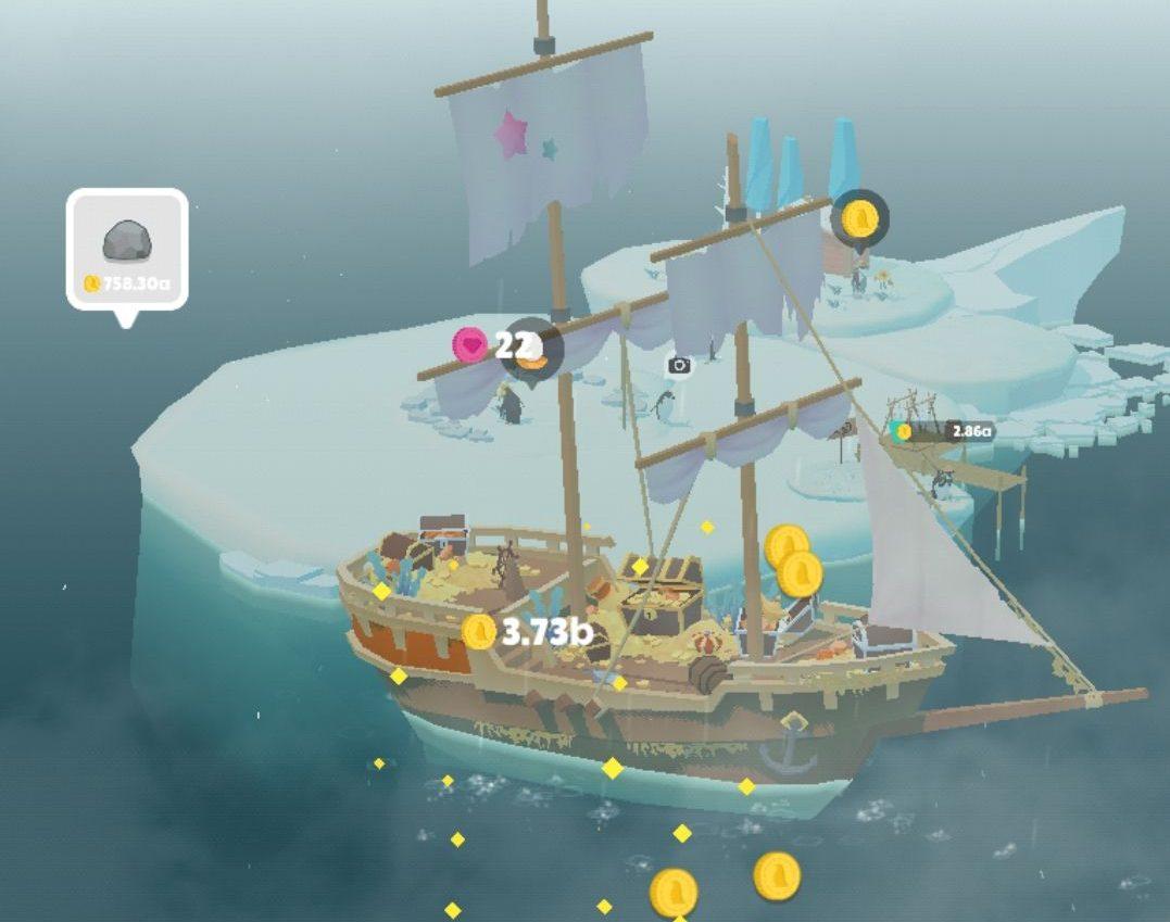 ペンギンの島のゴールドの稼ぎ方